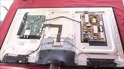 samsung smart TV D5700 eeprom reset, bootloop, boot schleife, factory reset