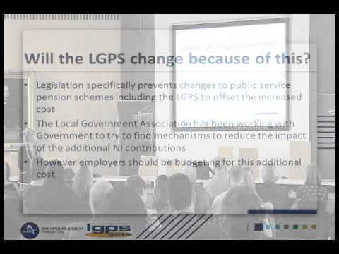 • Employers Meeting October 2015 Contracting Out and Outsourcing and the LGPS