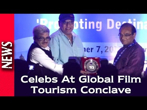 Latest Bollywood News - Mukesh Bhatt At  Global Film Tourism Conclave  - Bollywood Gossip 2017