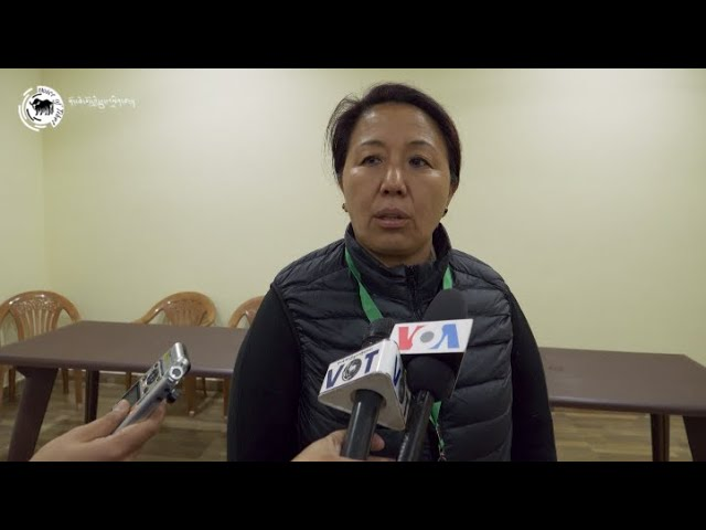 Tenzin Dolma from Bylakuppe elected new President of Tibetan Women's Association