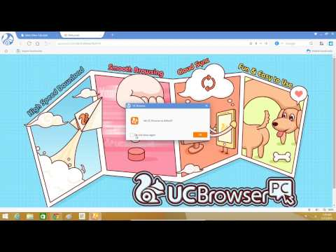 uc browser  for windows xp and 7