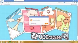 Download & Install UC BROWSER On windows Xp, 7, 8, 8.1, 10 screenshot 2