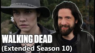 The Walking Dead: Season 10 EXTENDED Is Coming! (My Thoughts)