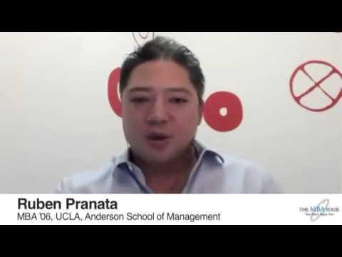 UCLA Anderson School of Management - MBA Alumni Q&A
