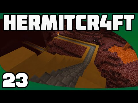Hermitcraft 4 - Ep. 23: Ghast-Proof Path!