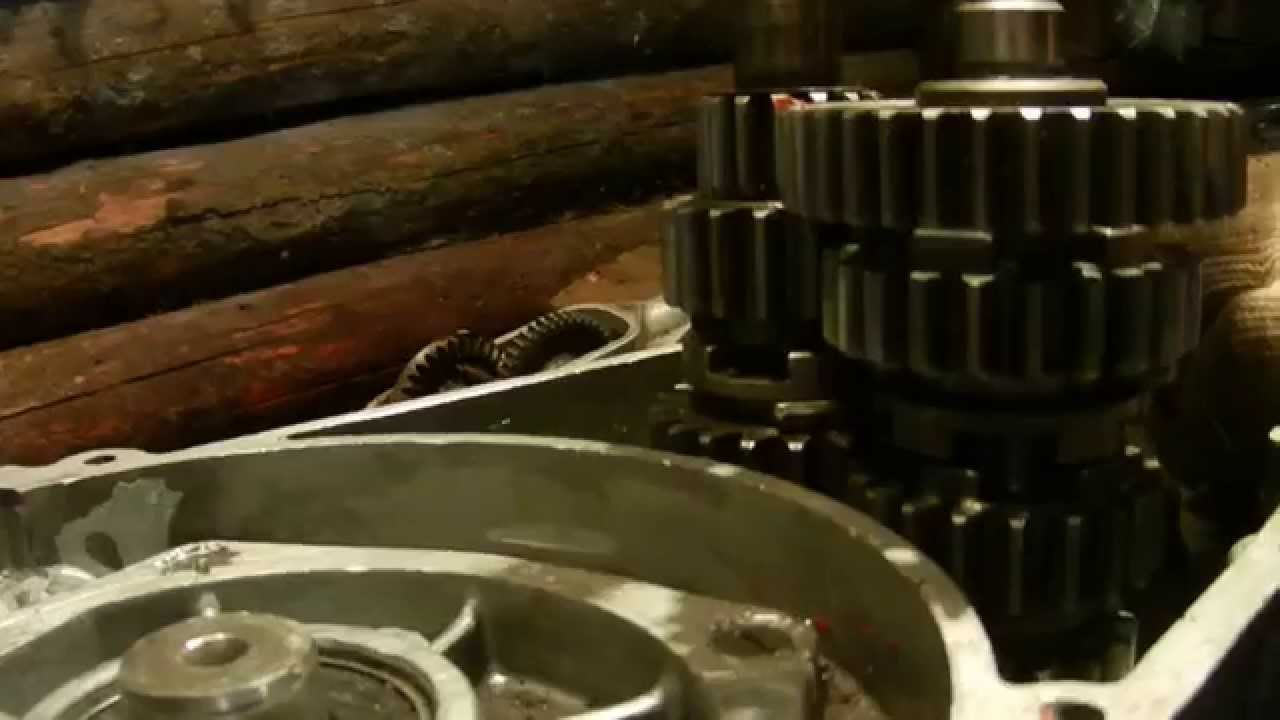 инструкция по сборке двигателя иж планета 3
