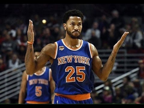 Derrick Rose continues jaw-dropping offense in Knicks win