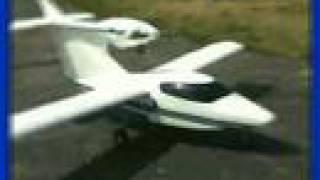 RC Great Planes Seawind Amphibian 60 ARF