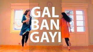 GAL BAN GAYI 💪 BOLLYWOOD DANCE CHOREOGRAPHY PRACTICE | Easy steps