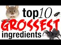 Top 10 Grossest Cosmetics Ingredients | History & Today