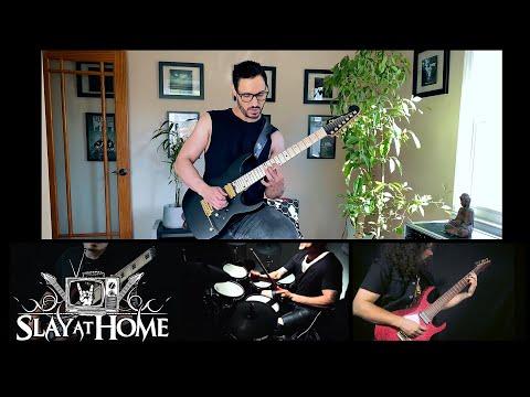 Angel Vivaldi Full Performance at Slay At Home Festival | Metal Injection