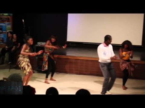 African Cultural Talent Show Ottawa U 2013 - Danse (Guinee)