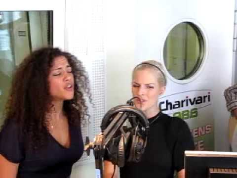 Charivari 98.6 - No Angels live and unplugged