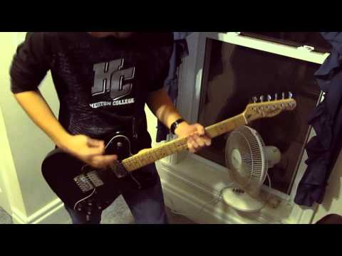 Desperate | Fireflight | Guitar Cover | HD!