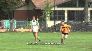 2013 North American Senior Gaelic Football Final