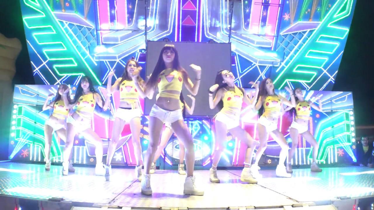 跳跳糖熱舞2 Shake it(4K HDR)@大里夜市[無限HD]? - YouTube