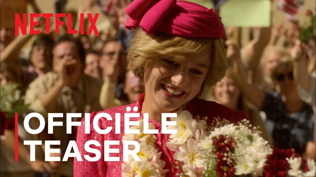 The Crown Seizoen 4 | Officiële teaser | Netflix
