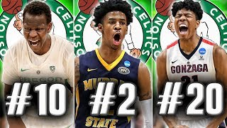 How The Celtics Can Get Ja Morant And Bol Bol In The 2019 NBA Draft