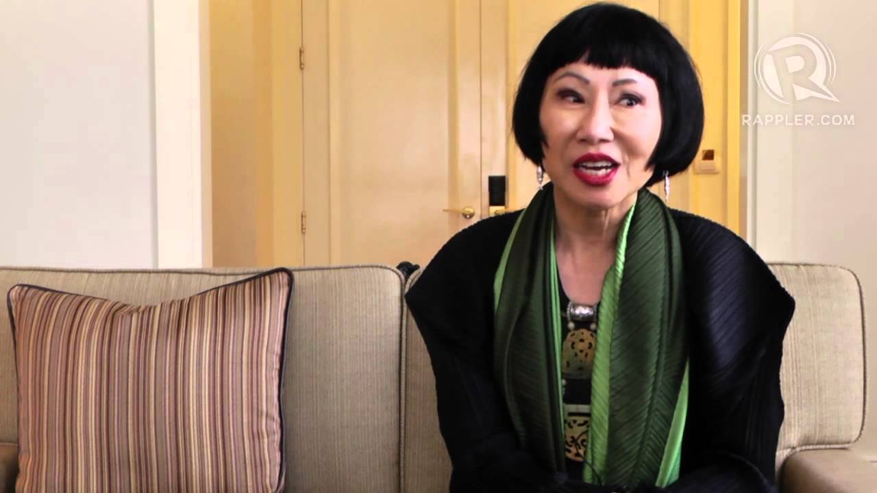 joy luck club author amy tan my father mother appear in my joy luck club author amy tan my father mother appear in my stories