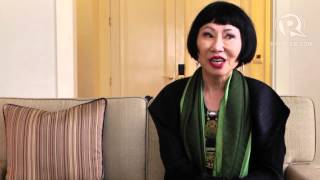 Joy Luck Club author Amy Tan: My father, mother appear in my stories