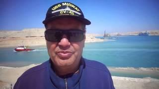 اللواء محمد مقاتل من أكتوبر يعود للقناة ويتذكر بطولات الحرب وهتف تحيا مصر