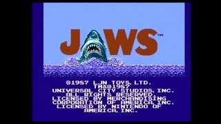 Jaws (NES) AVGN episode segment