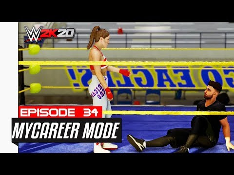 WWE 2K20 My Career Mode - Ep 34 - With Friends Like These (w/ Commentary)