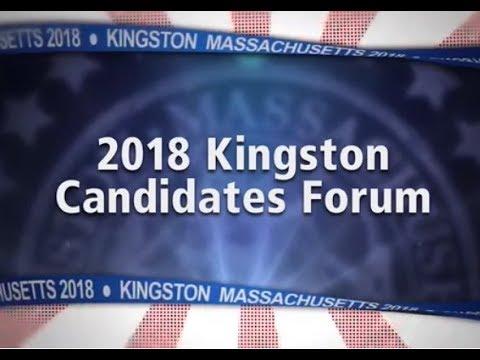 #Kingston Candidates Night: April 19, 2018