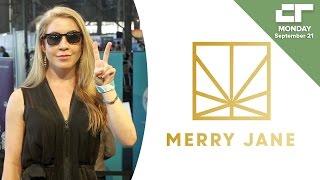 "Snoop Dogg Announces Cannabis Platform ""merry Jane"" | Crunch Report"