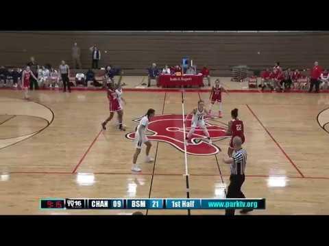 Chanhassen vs BSM Girls Basketball 1/18/19