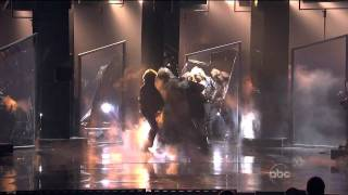 Kesha - We R Who We R  (American Music Awards 2010-LIVE) HD