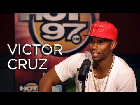 Victor Cruz reveals he had beef with Jay Z before signing to Roc ...