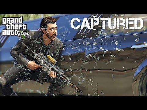 Captured - GTA 5 movie