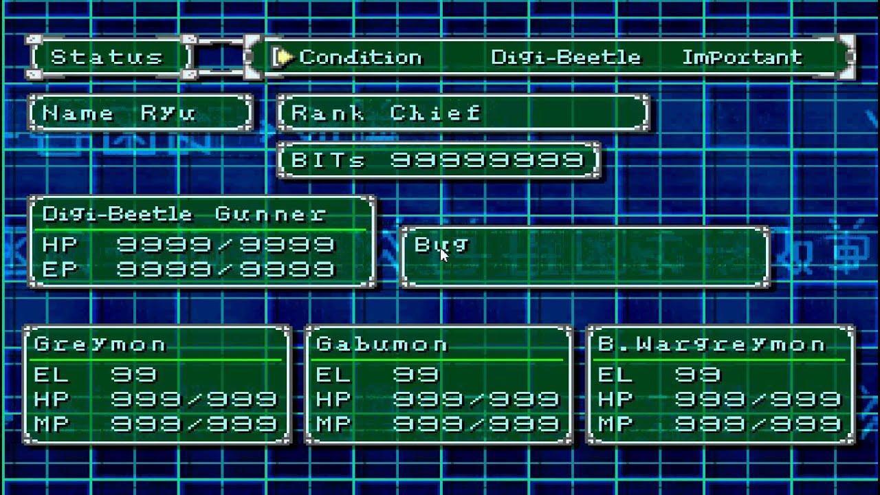 Digimon world 2 saving the game wms gaming com