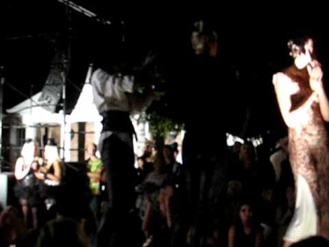 2010 France Engels Fashion Show - Sarasota Chalk Festival