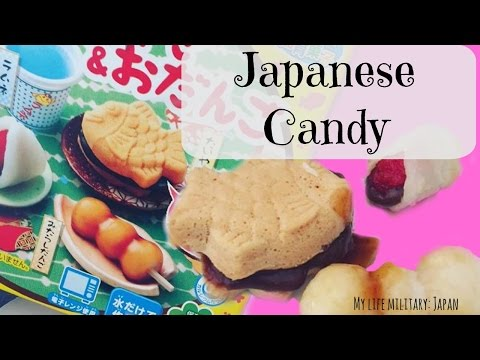 Japanese Candy // My Life Military