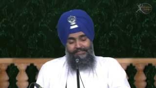 Guru Ram Das Rakho Sarnai | Bhai Dilbagh Singh Ji  | Shabad Gurbani | Kirtan | Ludhiana Wale | HD