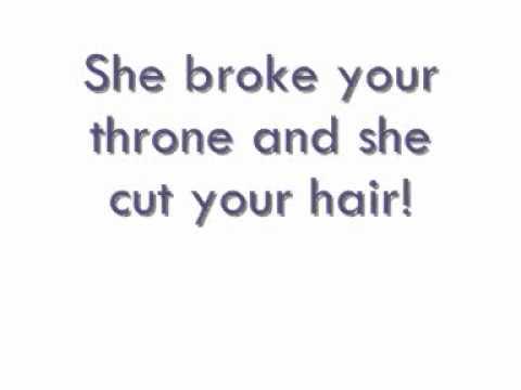 Hallelujah- Alexandra Burke Lyrics