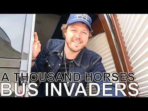 A Thousand Horses - BUS INVADERS Ep. 1289