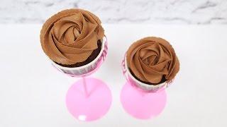 Капкейки Шоколадные / Chocolate Cupcakes