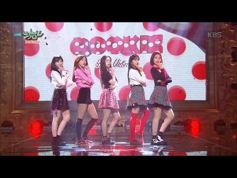 뮤직뱅크 Music Bank - 레드벨벳 - Rookie (Red Velvet - Rookie)17