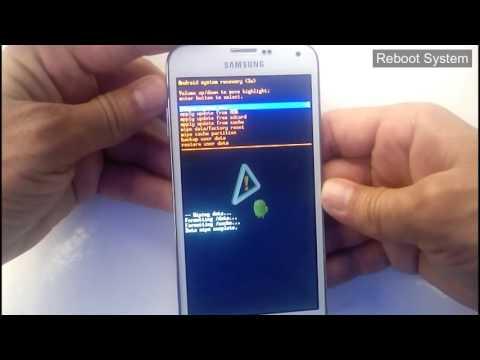 Hard Reset Clone Samsang Galaxy S5
