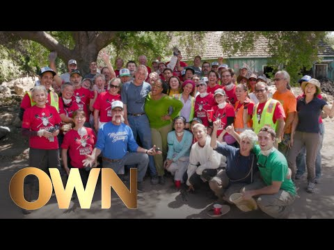 Oprah Shines a Light on The Community of Santa Barbara That Rose Up in the Face of Tragedy   OWN