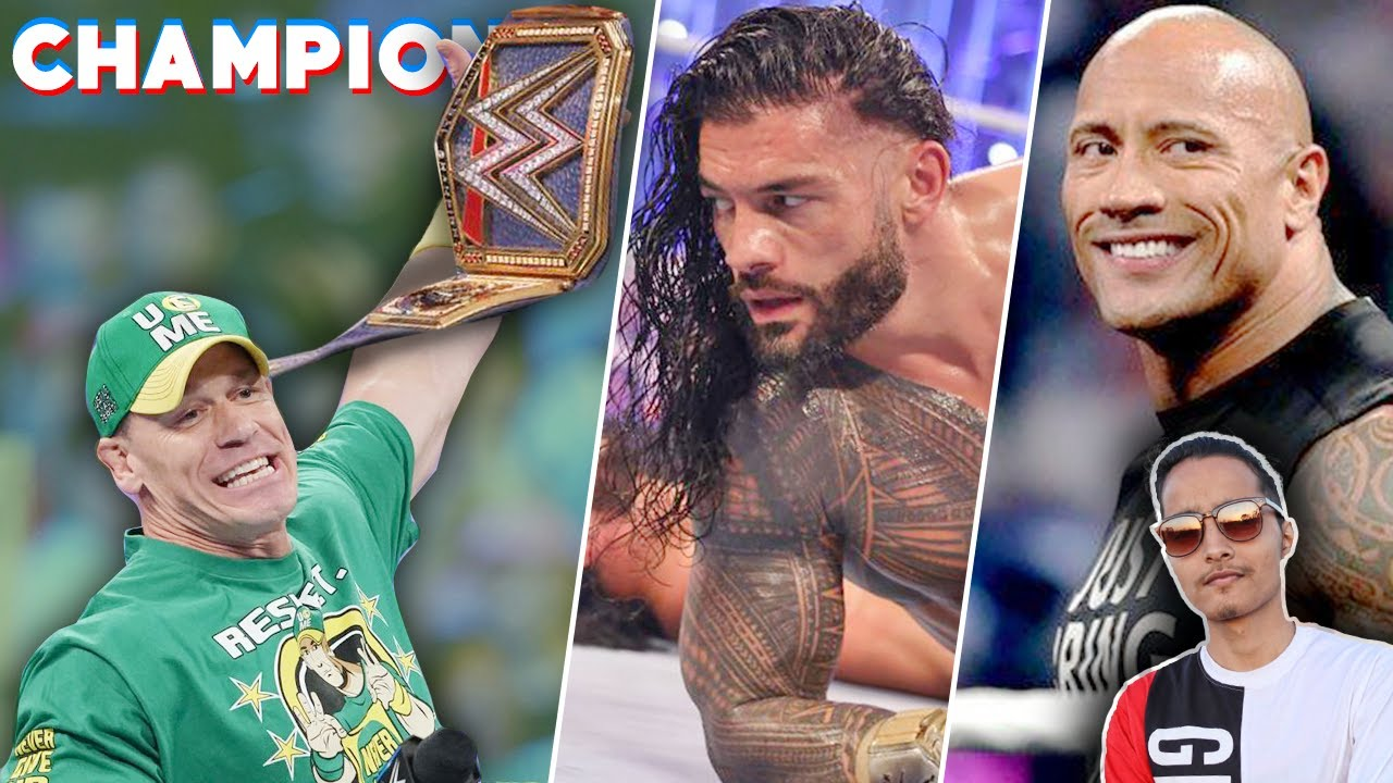 Big John Cena Win Universal Championship Update...The Rock 'NO' for Return, Roman Reigns Babyface