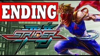 STRIDER: 2014 ENDING - FINAL BOSS MEIOS TOWER Gameplay Walkthrough Part 19