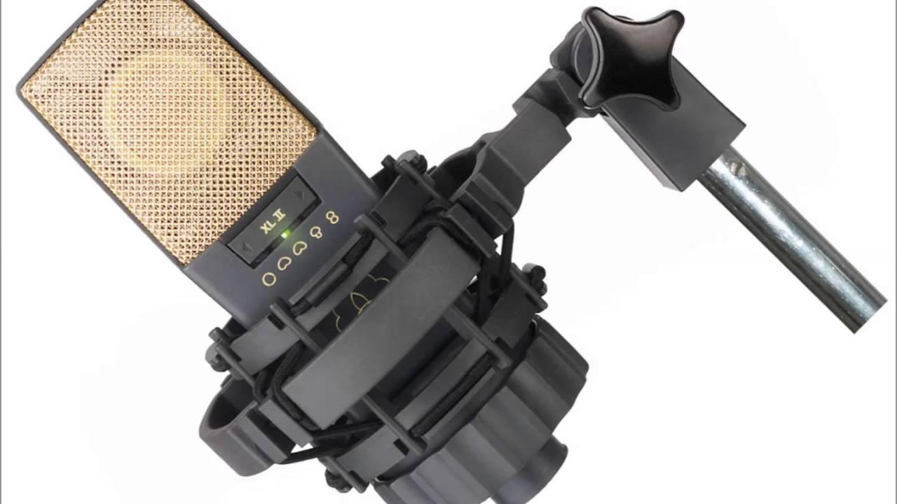 AKG C414 - best vocal microphones