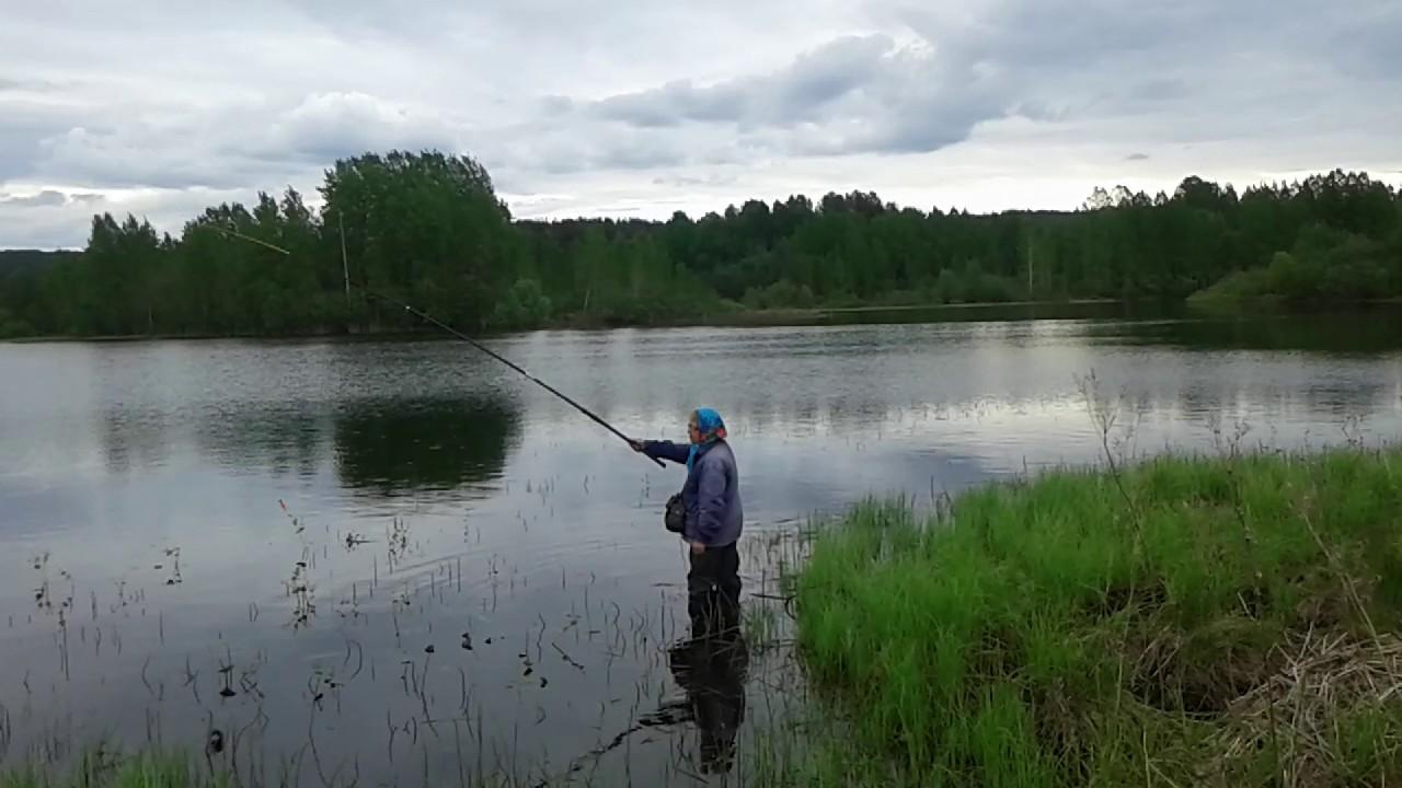 Рыбалка на кекозере