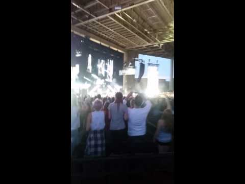 Klipsch Wheelchair Seating View, Section D (5SOS)