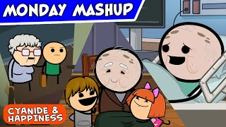 Oldies But Goodies | Cyanide & Happiness Monday Mashup