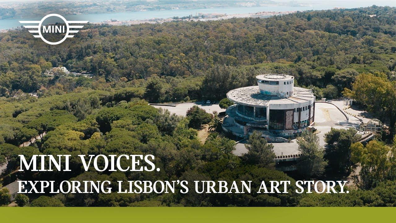 Exploring Lisbon's Urban Art Story.
